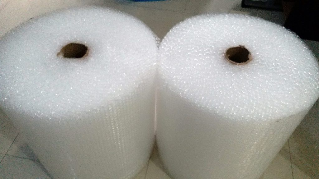 plastik bubble wrap